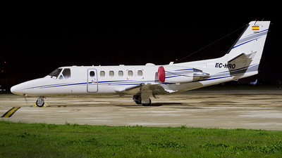 EC-HRO - Cessna 550B Citation Bravo - Executive Airlines