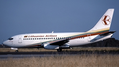 LY-BSG - Boeing 737-2T2(Adv) - Lithuanian Airlines
