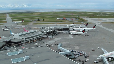CYVR - Airport - Ramp