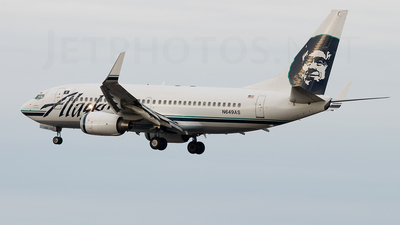 N649AS - Boeing 737-790 - Alaska Airlines