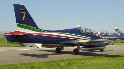 MM54542 - Aermacchi MB-339PAN - Italy - Air Force