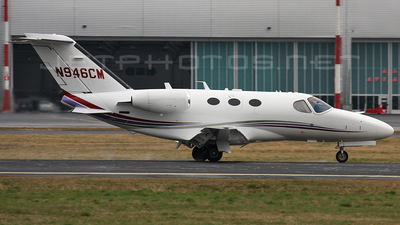 N946CM - Cessna 510 Citation Mustang - Cessna Aircraft Company