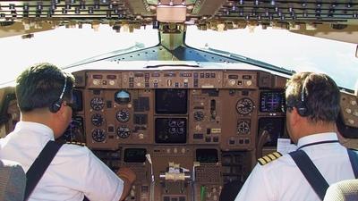 HS-PBH - Boeing 767-38E - PB Air