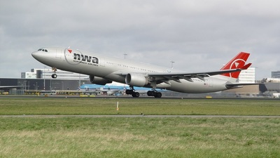 N802NW - Airbus A330-323 - Northwest Airlines
