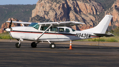N9436M - Cessna T207A Turbo Stationair 8 - Private