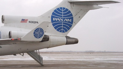 N362PA - Boeing 727-2J0(Adv) - Pan Am