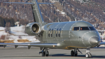 G-IMAC - Bombardier CL-600-2A12 Challenger 601 - Gama Aviation