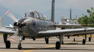 FAC2342 - Beechcraft T-34A Mentor - Colombia - Air Force