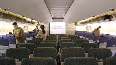 N753PR - Boeing 747-4F6 - Philippine Airlines