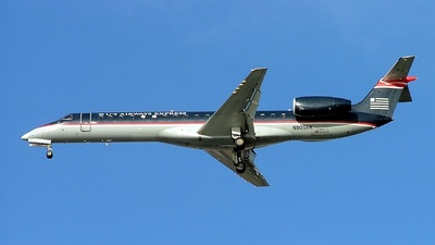 N805HK - Embraer ERJ-145EP - US Airways Express (Trans States Airlines)