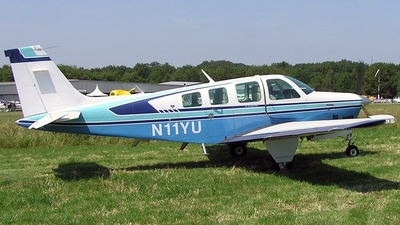 N11YU - Beechcraft A36TC Bonanza - Private