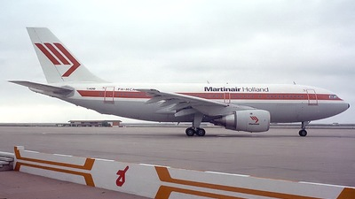 PH-MCA - Airbus A310-203 - Martinair Holland