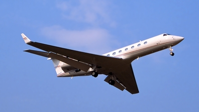 N752BA - Gulfstream G-V - Bank of America