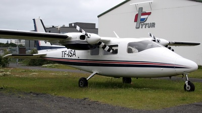 TF-ISA - Partenavia P.68B Victor - Private