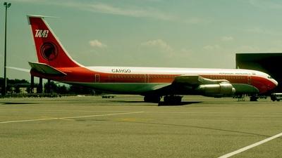 D2-TAC - Boeing 707-349C - TAAG Linhas Aéreas de Angola