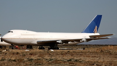 N17025 - Boeing 747-238B - Continental Airlines