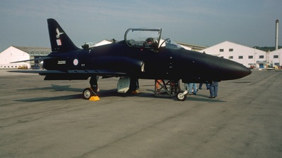 ZG200 - British Aerospace Hawk 200 - BAe Systems