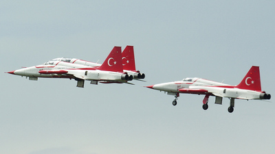 70-3013 - Canadair NF-5A Freedom Fighter - Turkey - Air Force