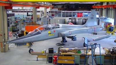 595 - Northrop F-5B Freedom Fighter - Norway - Air Force