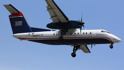 N809EX - Bombardier Dash 8-102 - US Airways Express (Piedmont Airlines)