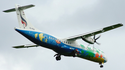 HS-PGA - ATR 72-212A(500) - Bangkok Airways