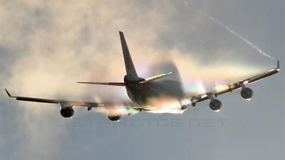TF-AMB - Boeing 747-412 - Iberia (Air Atlanta Icelandic)