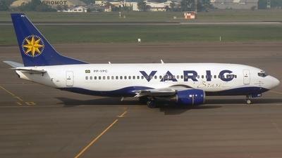 PP-VPC - Boeing 737-341 - Varig