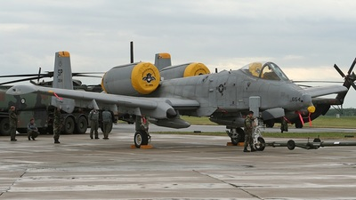 82-0654 - Fairchild A-10A Thunderbolt II - United States - US Air Force (USAF)