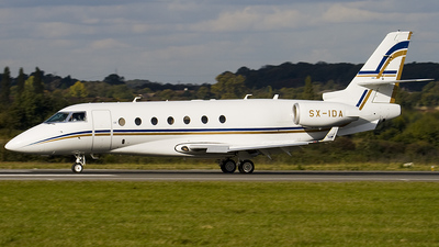 SX-IDA - Gulfstream G200 - Private