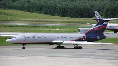 RA-85760 - Tupolev Tu-154M - Aeroflot