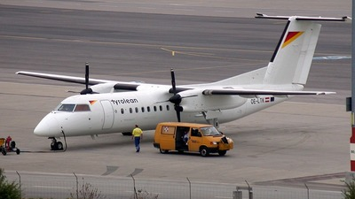 OE-LTK - Bombardier Dash 8-311 - Tyrolean Airways
