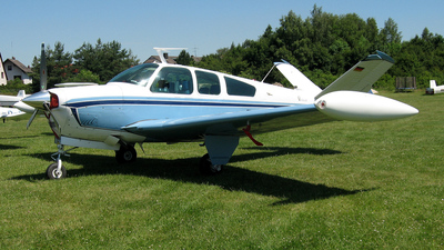 D-EDHP - Beechcraft V35 Bonanza - Private