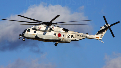 111-8629 - Sikorsky MH-53E Sea Dragon - Japan - Maritime Self Defence Force (JMSDF)