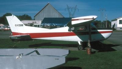C-FZOM - Cessna 175A Skylark - Private