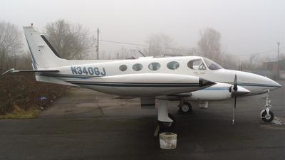 N340GJ - Cessna 340A - Private