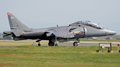 ZH657 - British Aerospace Harrier T.10 - United Kingdom - Royal Air Force (RAF)