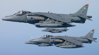 ZD461 - British Aerospace Harrier GR.9 - United Kingdom - Royal Air Force (RAF)