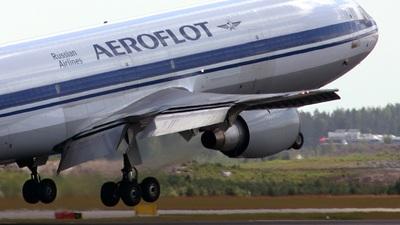 VP-BDF - McDonnell Douglas DC-10-40(F) - Aeroflot