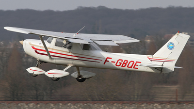 F-GBQE - Reims-Cessna F152 - Private