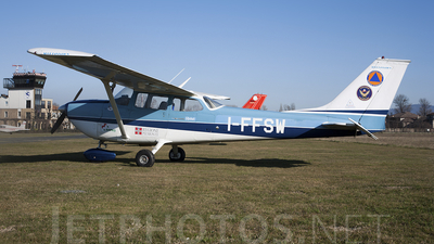 A picture of IFFSW - Cessna FR172H Rocket - [0257] - © Guido Benedetto
