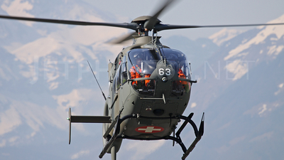 T-363 - Eurocopter EC 635P2 - Switzerland - Air Force