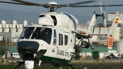 HU.22-06 - MBB BK117A-3 - Spain - Guardia Civil