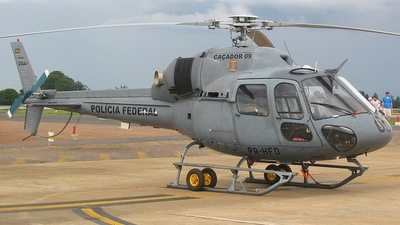PR-HFD - Eurocopter AS 355N Ecureuil 2 - Brazil - Federal Police