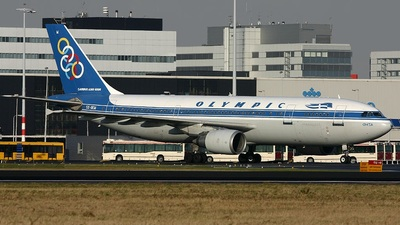 SX-BEM - Airbus A300B4-622R - Olympic Airlines