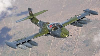 FAU280 - Cessna A-37B Dragonfly - Uruguay - Air Force