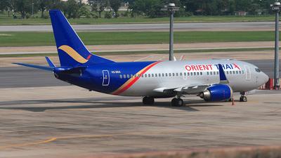 HS-BRA - Boeing 737-3T0 - Orient Thai Airlines