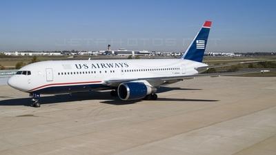 N656US - Boeing 767-2B7(ER) - US Airways