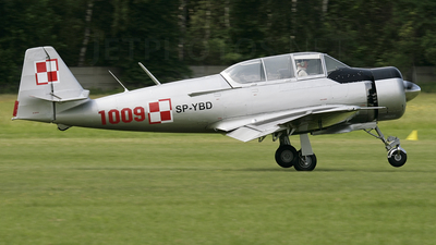 SP-YBD - PZL-Mielec TS-8 Bies - Private