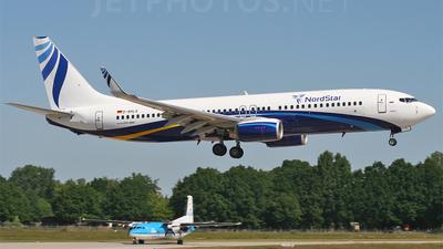 D-AHLQ - Boeing 737-8K5 - Nordstar