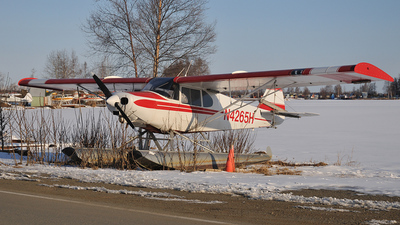 N4265H - Piper PA-14 Cruiser - Private